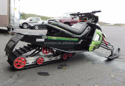 NP1MC long track 250cc/300c automatic snowmobile/snow mobile/snow sled/snow ski/snow scooter for youth/kids/child CE