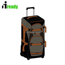 New design and fashion trolley luggage sets ,trolly cases, handle cases,backpack