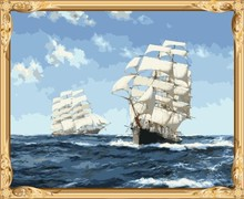 handmade easy oil painting pictures for home decor GX7472