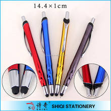 new design Mobile phone touch pen, touch screen digital pen, color touch pen