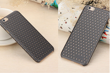 Luxury stars shining mobile case for iphone 6 , back cover case for iPhone 6
