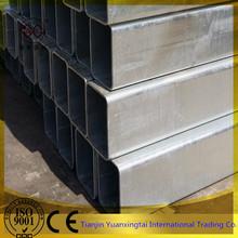 GI square steel pipe / tube