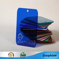 Decorative acrylic plastic