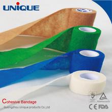 China Patterned Hospital Wound Dressing Cohesive Bandage
