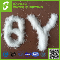 Factory supply first grade polyacrylamide Pam in water treatment
