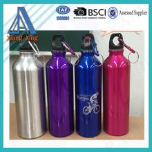 Promotional exhibitions gifts 500ML 750ML Stainless Steel Drinking Bottle Metal Water Bottle Sports Water Bottle wholesale