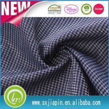 China name brand super high quality stripe design men garments fusible interlining tencel fabric