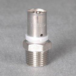 high quality copper press fitting famale union for pex al pex composite pipe