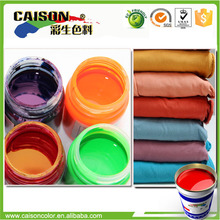 Professional colorant for upholstery fabric one bath dyeing