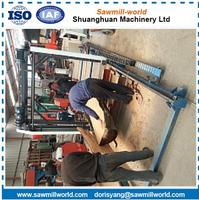universal gasoline chain saw, wood cutting chain saw, portable chainsaw machine