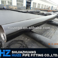 """ASTM A179 6"""" SCH 80 seamless line pipe for oil and natural gas industry"""