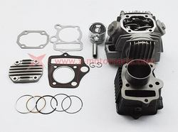 CYLINDER HEAD KITS ASSEMBLY FOR HONDA 50cc-70cc ENGINE XR50 CRF50 Z50 S65 C70 CL70 SL70