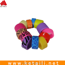 New arrival silicone o ring silicone finger ring, finger ring