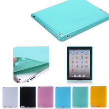 For ipad 2/3/4 tablet case, TPU tablet case for ipad 2/3/4, for ipad