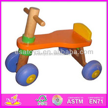2015 New wooden push scooter, popular wood kids push scooter and hot sale children push scooter WJ276282