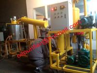 2015 New Sale Black Oil Extraction Equipment,Car Engine Oil Distillation Equipment Manufacturer