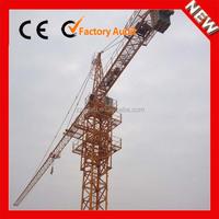 XINYU big QTZ315 used tower crane in dubai for sale