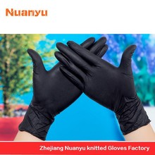 health care product custom printed boxing bulk nitrile powder free vinyl gloves