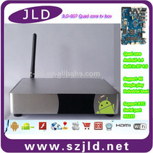 Factory selling quad core M8 IPTV Internet tv box android hotel stb solution