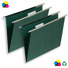 A4 Size Paper Suspension File Folder, 20/box, 100% recycled paper