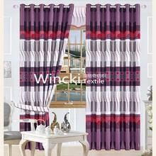 2015 new design popular living room curtain