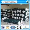 PVC coated chain link fence for sports filed fence