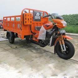 Three Wheel Motorcycle Rickshaw/Truck Cargo Tricycle Heavy duty