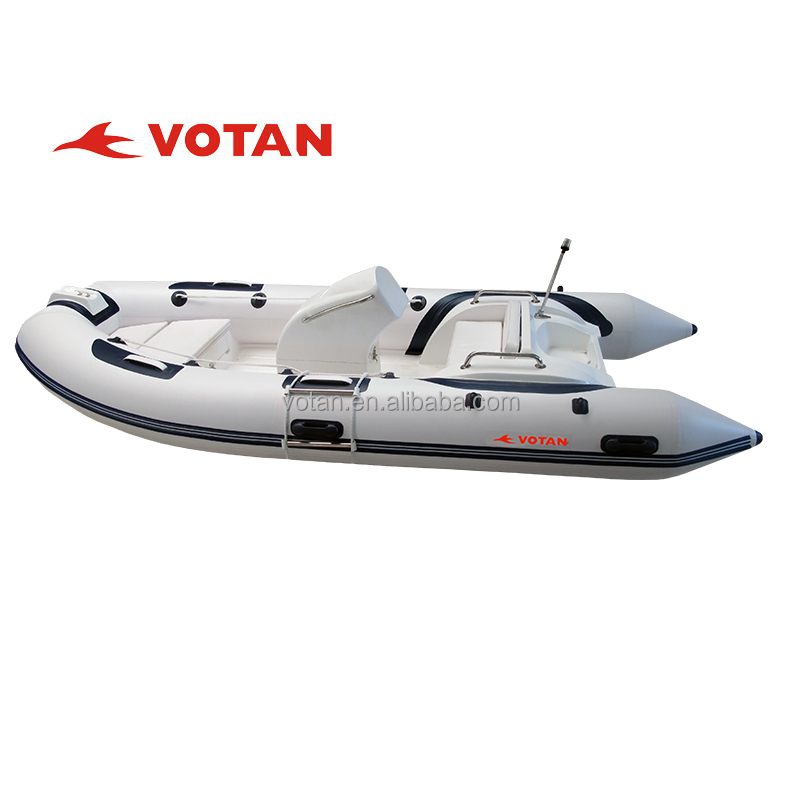 Votan rigid inflatable fishing boat for sale rib390c pvc for Inflatable fishing boats for sale