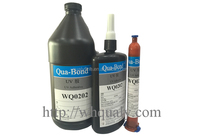 Glass and Metal adhesive UV adhesive UV glue Light cured WQ1030