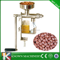 Family widely use stainless steel manual oil extraction machine,oil extractor