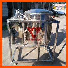200kg-200ton Superior edible oil closed mixing and refining machine 2000kg/h toilet soap finishing line Factory supply