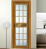 Waterproof Double Glazed Aluminum French Doors