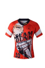 mens high quality cycling jersey with digital printing 100% Polyester