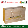 Customized extra large shopping bag for garment