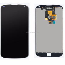 LCD Digitizer Touch Screen LCD Assembly Replacement for Nexus 4 E960