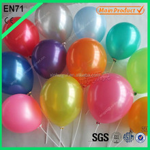 Hebei Neon Latex Globos Metalico Balloons Party Ballons For Birthday Party Decoration