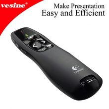 USB flash disk Wireless presenter makes page up and down remote laser