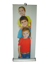 pull up banner stands advertising displays