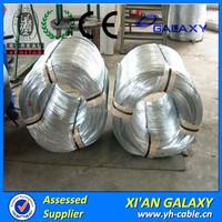 2.2mm 4mm High tensile strength galvanized iron wire/galvanized steel wire