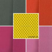 High Quality 100% polyester sandwich vinyl mesh fabric