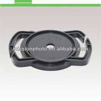 Pmission Universal Lens Cap Anti-losing Camera Cap Buckle Holder 72mm 77mm and 82mm for Canon Nikon Sony Sigma