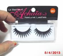 Beautiful individual volume fake eye lashes for womens make up