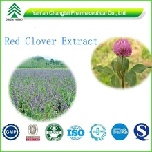 Factory direct supply Low price high quality Red Clover plant powder extract