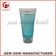 oem brand sea kelp hair and body wash for travel