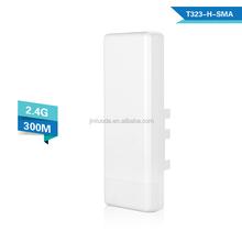 Base station wireless bridge 2.4Ghz wifi cover chipset AR9341+2576L
