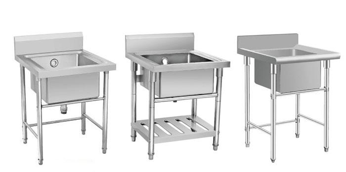 Stainless steel kitchen sink ukuran grosir kitchen sink for Daftar harga kitchen set stainless steel