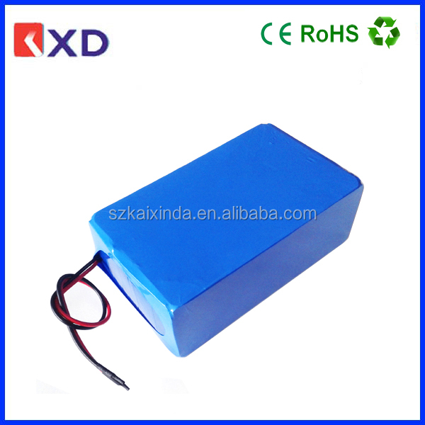 KXD 12v 30ah lifepo4 battery for electric bike