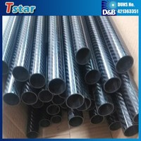 Light weight high strength carbon fiber structure pipe for selling