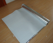 2mm 3mm silver foam underlay epe for laminate floors