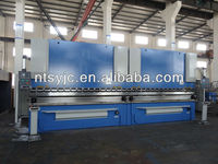 CNC hydraulic press brake,E10 system with competitive price